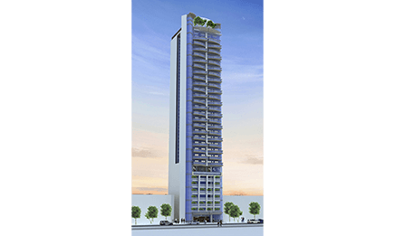 Proposed 30-Storey Residential Bldg